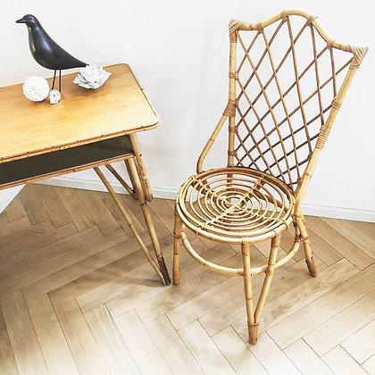 chaise-rotin-vintage