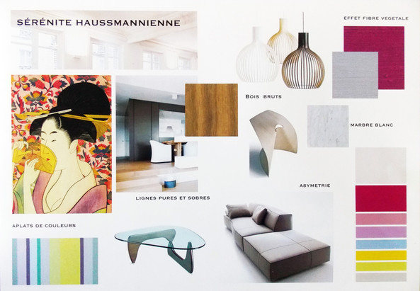 Planche tendance Sérénité Haussmannienne Paris 4.JPG