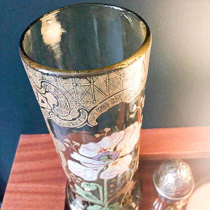 Vase Legras verrerie Monjoye