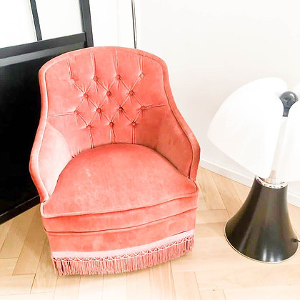 fauteuil-rose-crapaud