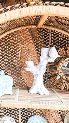 Bougeoir-oiseau-porcelaineblanche