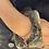 Thumbnail: 2 bracelets vintage carrés  - nacre