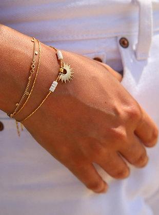 Bracelet les tissages de Camille