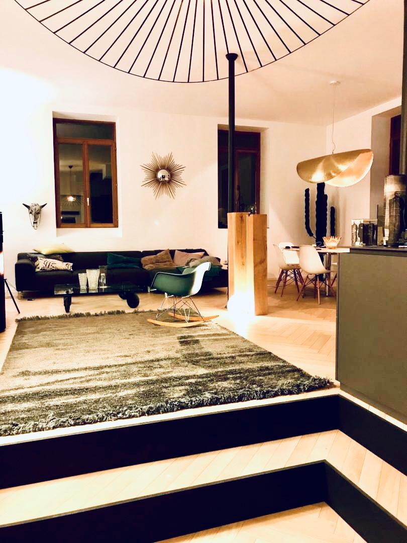 Projet décoration intérieure - decoration salon