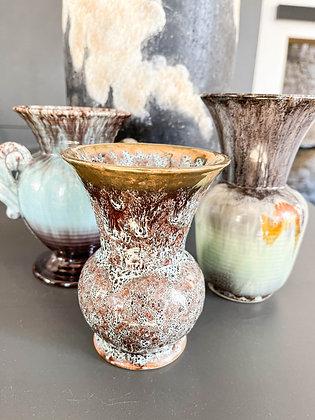 Trio de vases vintage