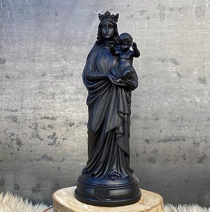 Bonne-Mère toute de noir vêtue - J'ai vu la Vierge - NEUF