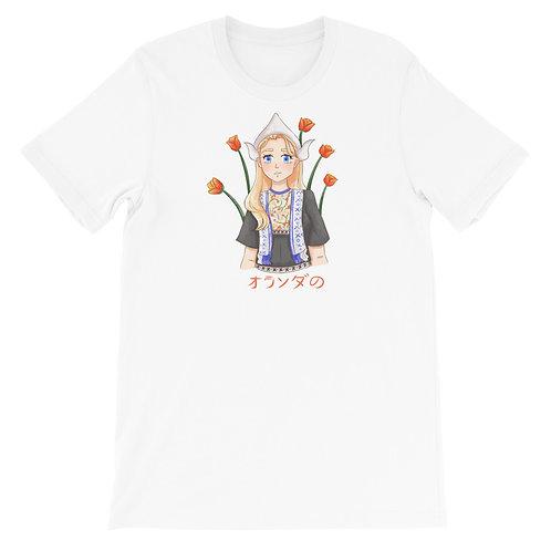 Beap's Dutch Anime Girl Shirt