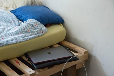 Clare's laptop