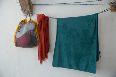 Clare's towel