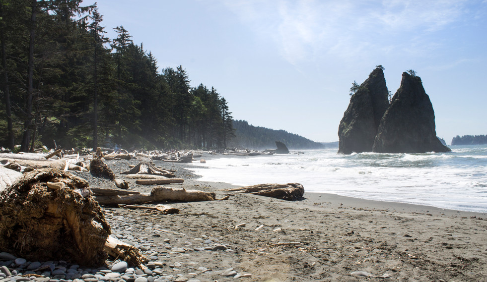 Rialto Beach, Washington
