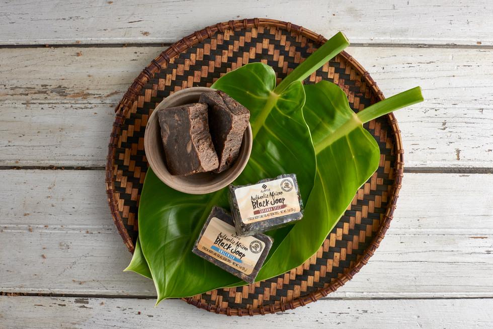 Alaffia African Black Soap Bars