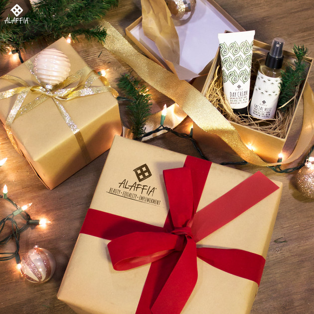 Alaffia Holiday Promotional