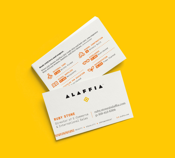 Brand Business Cards