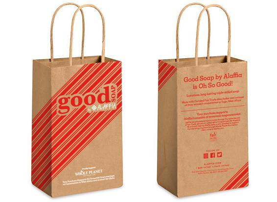 Holiday Shopping Bag