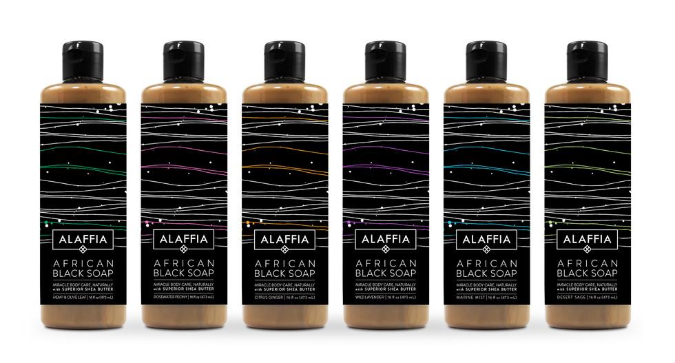Alaffia African Black Soap Collection