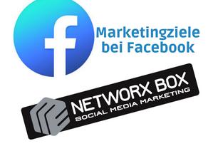 Welche auswählbaren Marketingziele gibt es bei Facebook ADs?