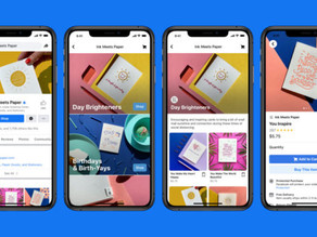 Social Media E-Commerce: Facebook & Instagram erweitern Shopping Features