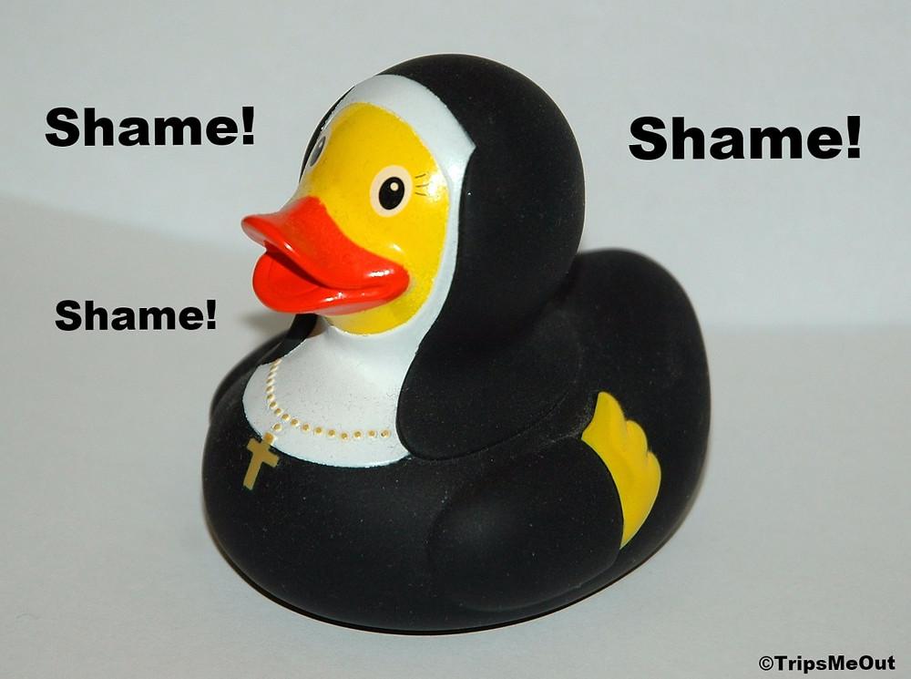 Shame! Shame! Shame!