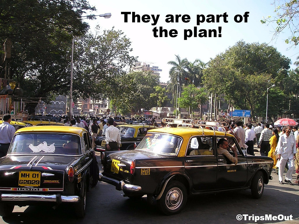 They are part of the plan.