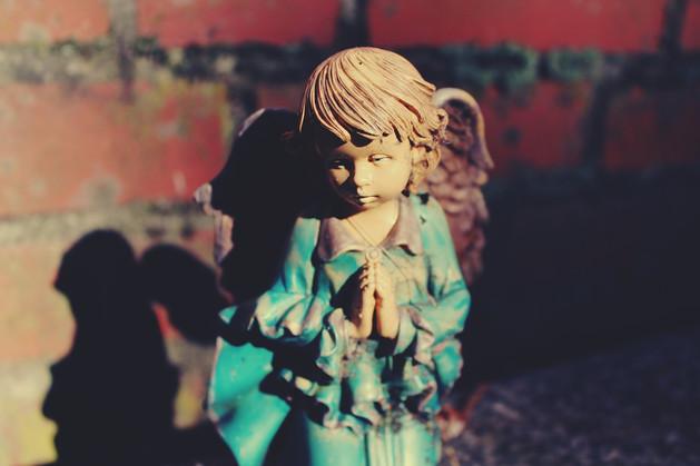 Bear With Me God, Bear With Me.