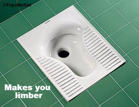 Makes you limber