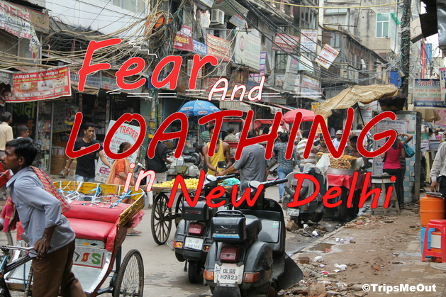 Fear & Loathing in New Delhi