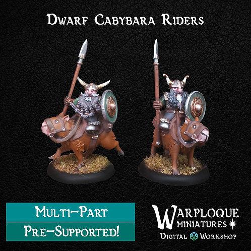 Dwarf Cavalry