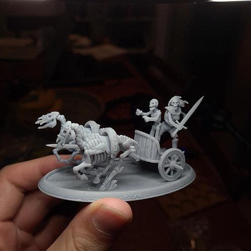 Skeleton Chariot