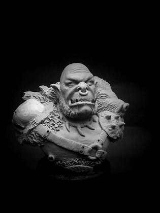 Orc Bust