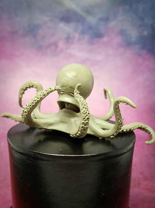 Crying Octopus