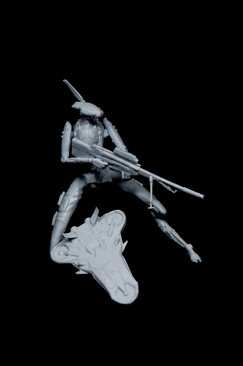 Sniper Robot