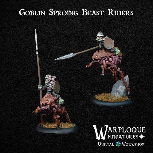 Goblin Sproing Beast Riders
