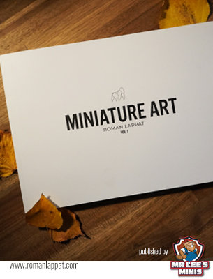 Roman Lappat Miniature Art Vol 1