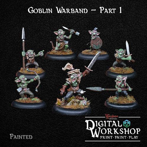 Goblin Warband