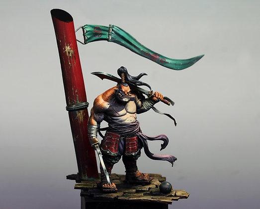 Murksashi the Samura