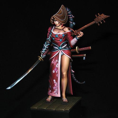 Zensh Iku, Captain of the Children of theSea