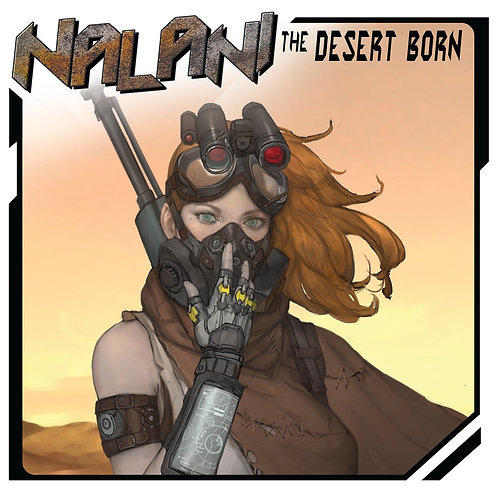 Nalani the desert born