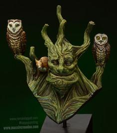 Fehur, The Treeman