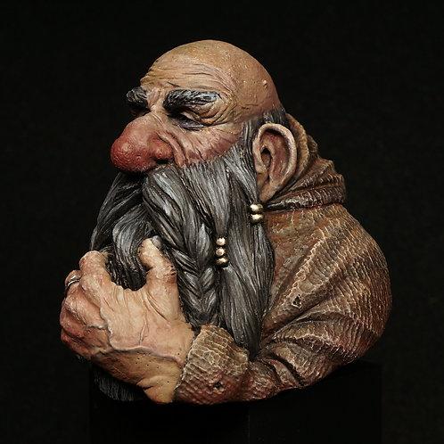 Dwarf Alchemist