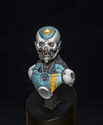 Broken Cyborg