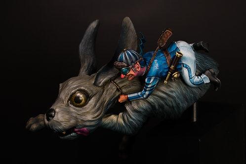 Hare Raiser - Professional Jockey