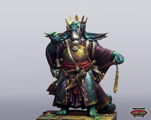 Zhou Kang the Dragon King