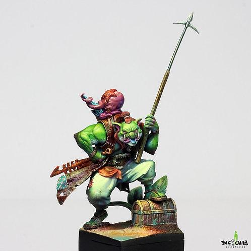 Gurkan the Fearless Hunter