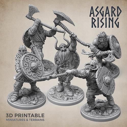 Midgard Viking Set