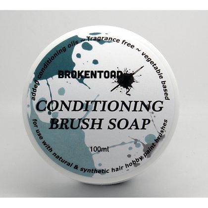 Conditioning Brush Soap