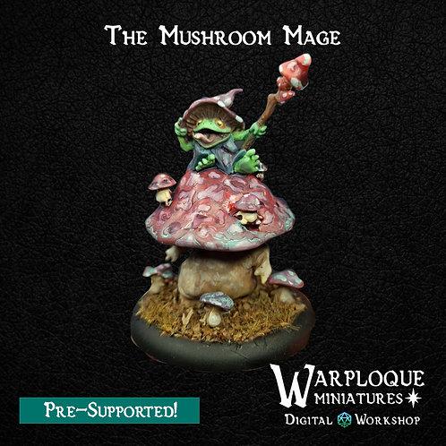 The Mushroom Mage