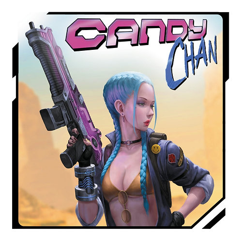 Candy Chan