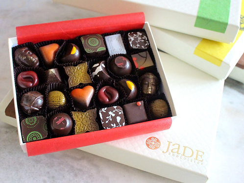 Mixed Box Truffle Collection-24 pc