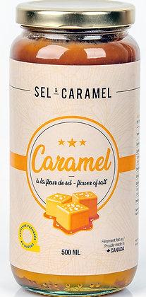 Caramel à la fleur de sel 500 ml