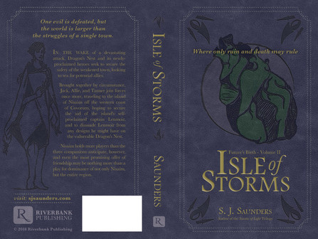 Isle of Storms - Full Cover